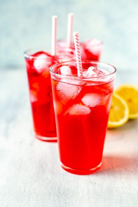Iced Herbal Teas